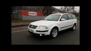 Видеообзор Volkswagen Passat b5