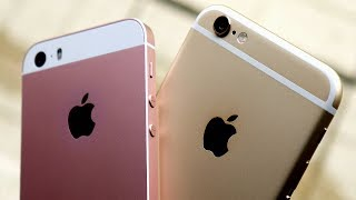 Should I buy iPhone 6 or iPhone SE?