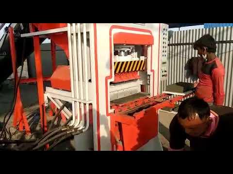 Fly Ash Brick Batching Plant