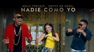 Video Nadie Como Yo de Malu Trevejo feat. Gente de Zona