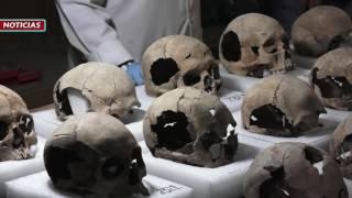 Descubrimiento arqueológico del Templo de Ehécatl