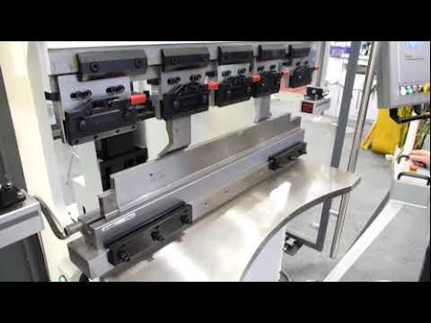 Minibend Deratech CNC Press Brake