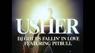 Usher Ft Pitbull Dj Got Us Fallin Love Instrumental (12 59