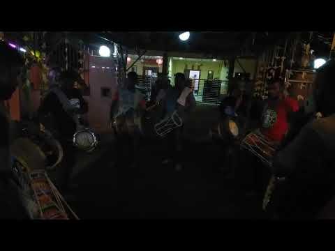 Ruthrakali Amman urumi melam dengkil rocking