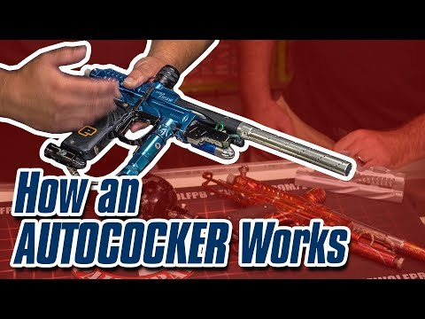 How an Autococker Works with Cesare Pizzo, Supercocker & Cold Fusion Creator