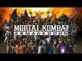 Mortal Kombat Armageddon konquest Jogo Completo 100 Leg