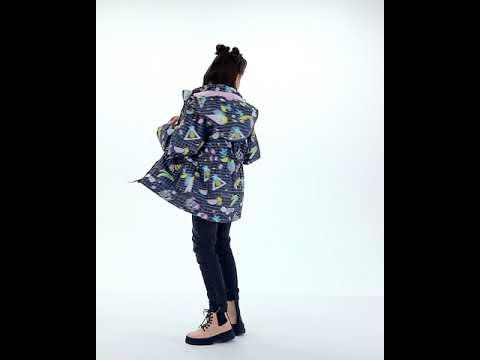 Куртка для девочки 1069/2SA21 Vulpes