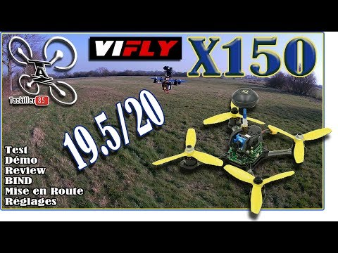 vifly-x150-un-top--mise-en-route-et-réglages-tout-ce-quon-doit-faire-a-la-reception-