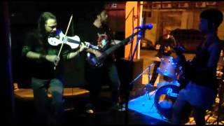 S. FERRAZ (violin) CAROLINE FERRAZ (guitar) JAIRO NETO (bass) BRUNO MOTCELLI (drums)