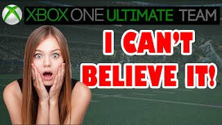 NFL -  NFL Madden 15 Ultimate Team - I CAN'T BELIEVE IT! | MUT 15 Gameplay