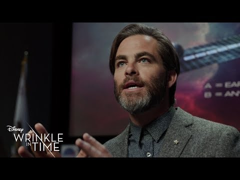 A Wrinkle in Time (Clip 'Presenting Tesser Theory')