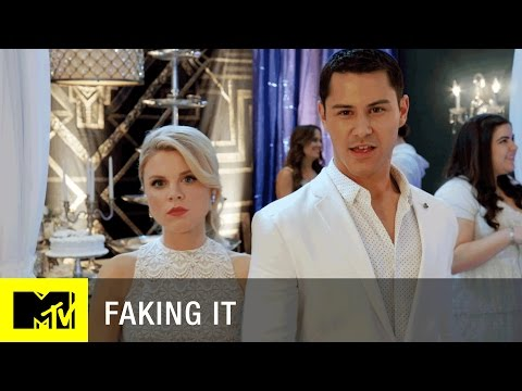 Faking It 3.02 (Clip)
