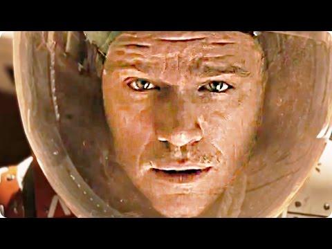 DER MARSIANER Trailer Deutsch German & Kritik Review (2015)