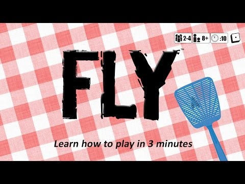 FLY Rules - Pack O Game™
