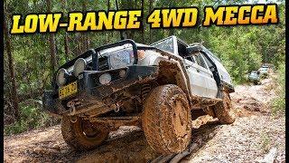 LOW-RANGE 4WD MECCA • Muddy, sloppy, gnarly!!   Kholo.pk