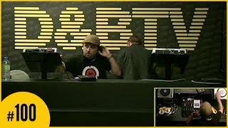 D&BTV Live #100 ED RUSH & OPTICAL
