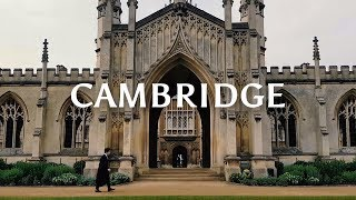 แฮมไปรับปริญญาที่อังกฤษ! — ชีวิตหนึ่งปีเต็มที่ Cambridge, UK   Gogetlost
