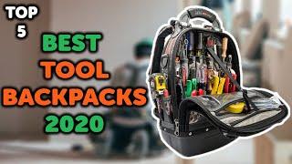 5 Best Tool Backpack 2020 | Top 5 Tool Backpacks to Buy