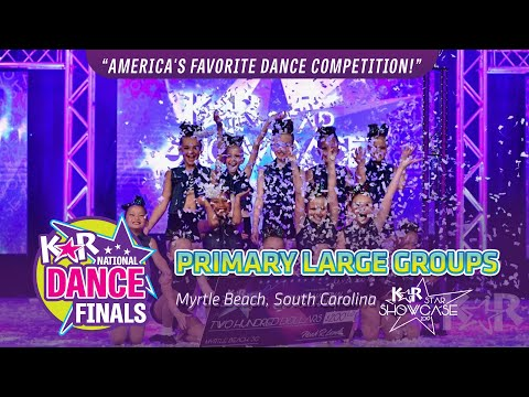 Myrtle Beach - Primary Large Groups