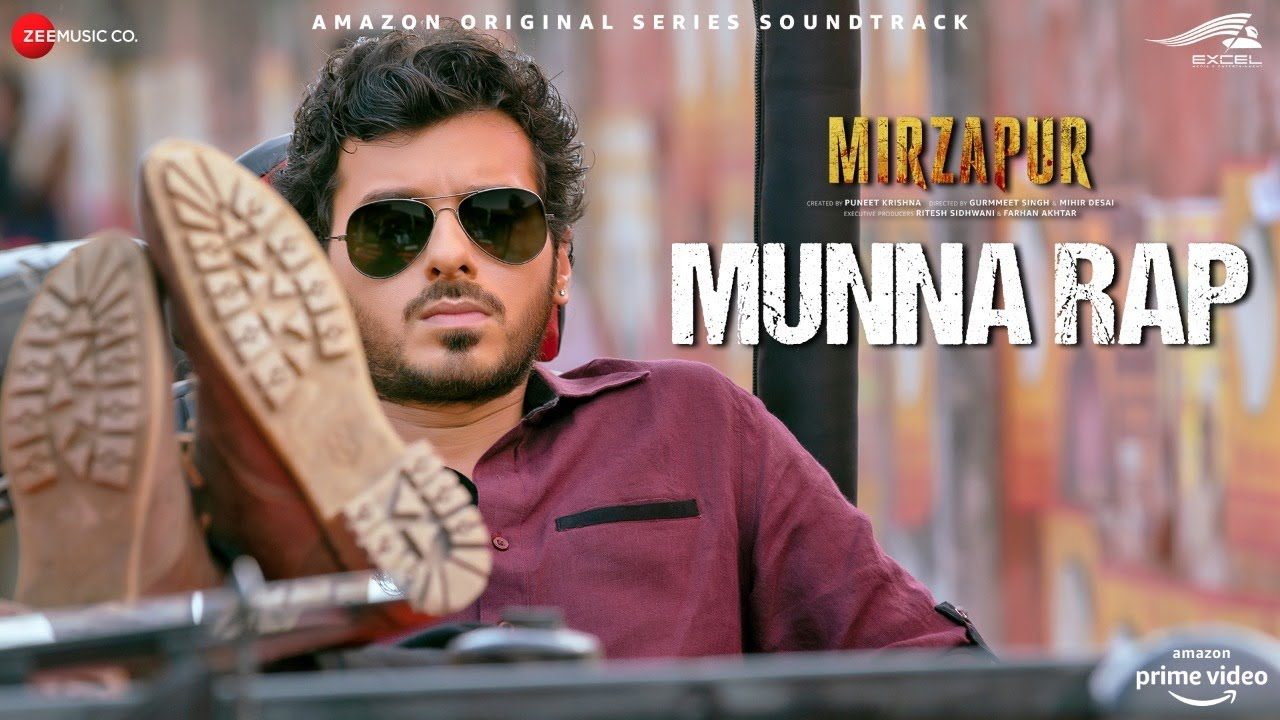 Munna Rap - Mirzapur Full Song Lyrics | Divyenndu | Lyricworld