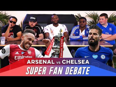 Super Fan Debate Ft DT, Troopz, Ian & Lewis | Arsenal vs Chelsea FA Cup Special