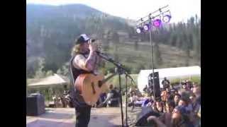 James Hunnitcutt - Don't Let Tear Drops Fill Your Eyes Farm Fest 2013