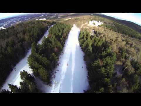 Présentation de la station de ski de la Loge des Gardes
