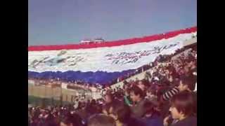 The Biggest Banner - Choreo by Nacional (Uruguay)