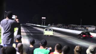 Mississippi invades Louisiana drag racing