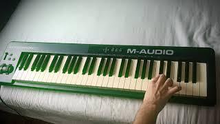 Playing Depeche Mode - Rush (Instrumental Cover)