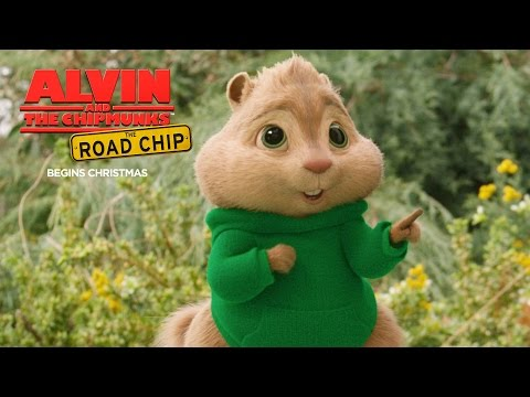 Alvin and the Chipmunks: The Road Chip (TV Spot 'Munk Breaks Loose')