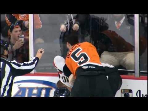 Steven Delisle vs. Buddy Robinson