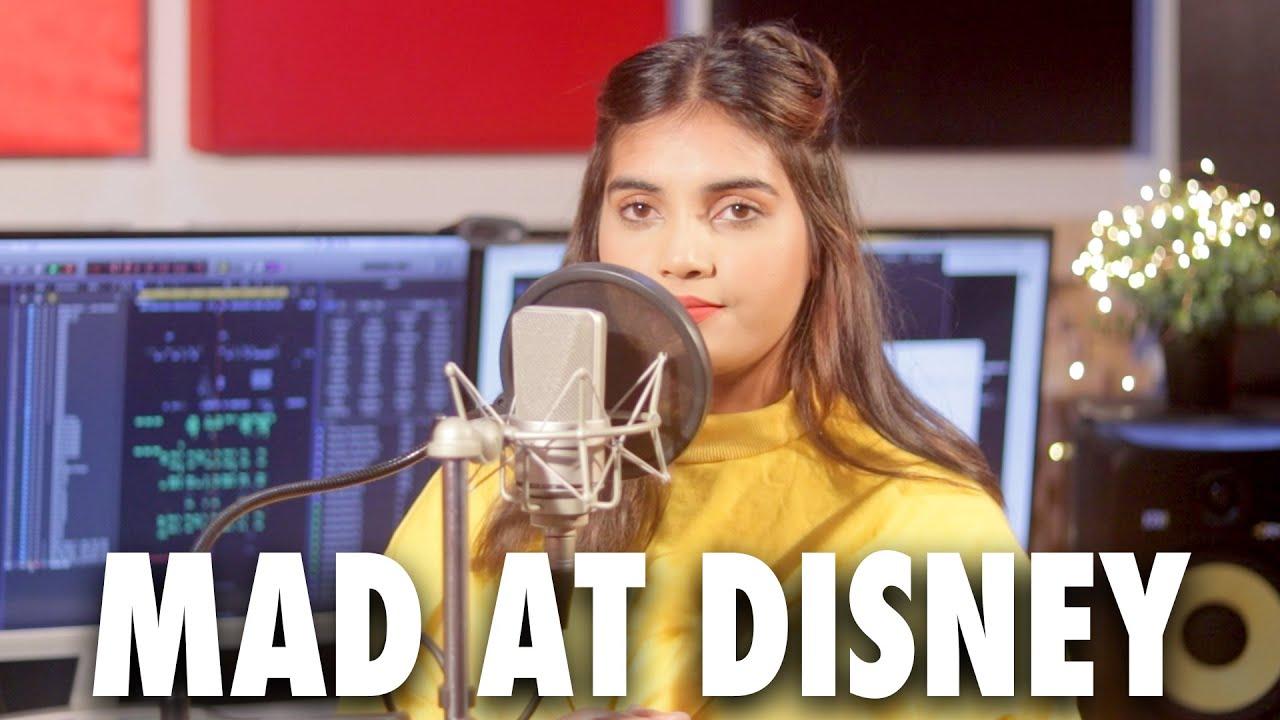 Mad At Disney cover by Aish| Aish Lyrics