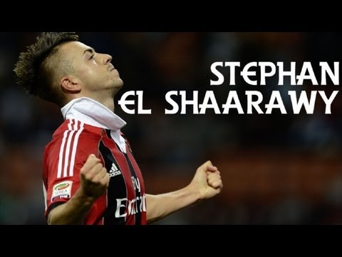Stephan El Shaarawy || Skills and Goals || 2012-13 || AC Milan Star