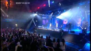 Amelle Berrabah Tinchy Stryder - Never Leave You - Children In Need - 20th Nov 09-snoop
