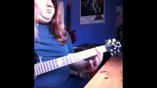 Damageplan - Save Me (Guitar Cover)