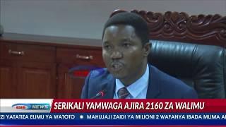 Download Lagu Serikali Yamwaga Ajira Mpya Zaidi Ya 2000 Kwa Kada Ya Ualimu Mp3