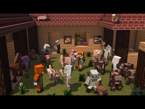 , title : 'Minecraft Disguising as Sheeps on Hypixel Part 2!