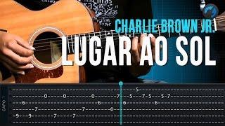 Charlie Brown Jr. - Lugar ao Sol (aula de violão)
