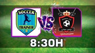 Final 1º Pró Liga Feminino – Soccer Trainer x Gladiadoras