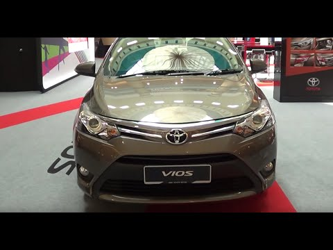 Toyota Vios 1.5G 2014 Short Take
