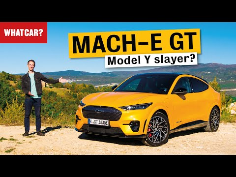 NEW Ford Mustang Mach-E GT review – better than a Tesla Model Y? | What Car?