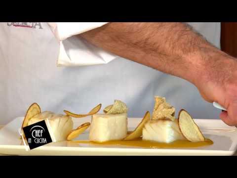 Chef in Cucina - Baccalà in olio cottura, cipolla e patate