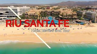 RIU SANTA FE HOTEL REVIEW & TOUR