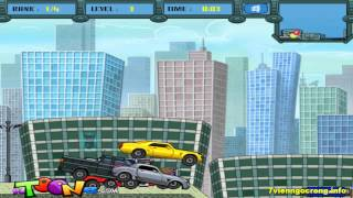 Trò chơi đua xe oto địa hình