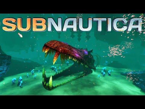 Subnautica [Выживание] - Это Был Детеныш?! - #15