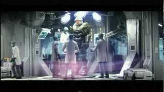 Halo 4 совместное прохождение кампании / кооператив rus #1