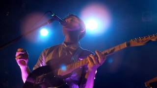 """The Antlers Bowery Ballroom """"French Exit"""" 5/20/11 NYC"""