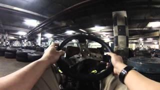 preview picture of video 'GOPR0-420 Indoor Racing'