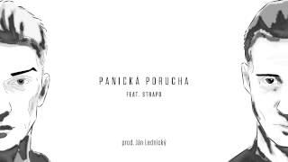 Nerieš - Panická porucha (feat. Strapo ) prod. Ján Lednický